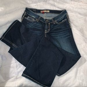 BKE Stella Boot Stretch Jeans